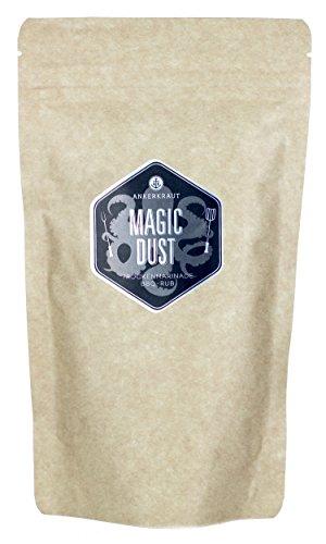 Ankerkraut Magic Dust, BBQ-Rub 250g, Marinade für Fleisch, Gewürzmischung zum Grillen