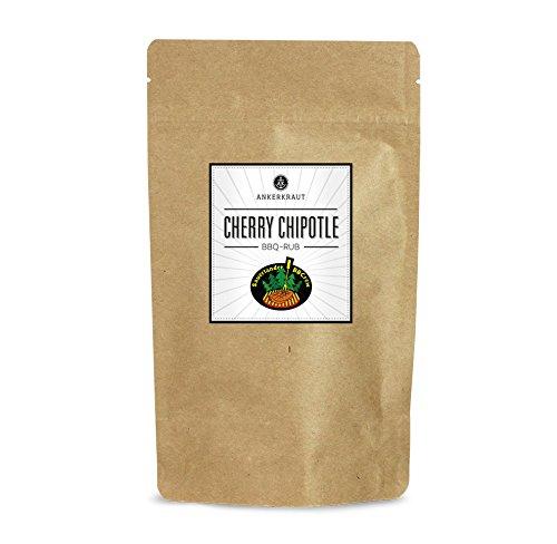 Ankerkraut Cherry Chipotle, BBQ-Rub mit Kirsche, 250gr