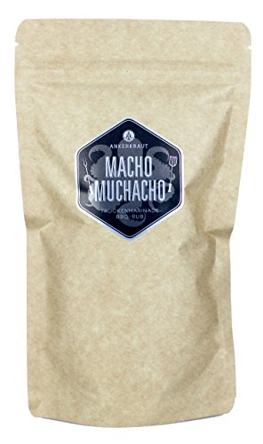 Texmex/Mexikanisches BBQ-Rub Macho Muchacho, 250gr