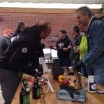 Vorbereitungen beim Redmountain BBQ Grillseminar