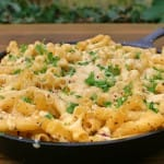 Mac 'n' Cheese Pfanne