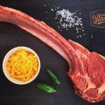 Zutaten für das Tomahawk-Steak