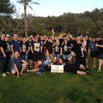 Gruppenfoto mit allen AnkerVorMalle Teilnehmern
